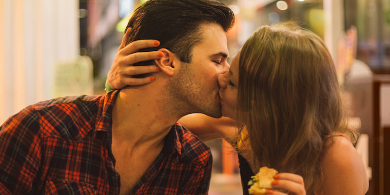 How To Kiss With Tongue In Ways She'll Like